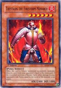 Yu Gi Oh Blaze Of Destruction Structure Deck - 4
