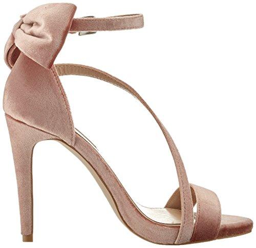 Damen Peeptoe Pumps Pink Silvia Pink KG Miss ftwqxU56t