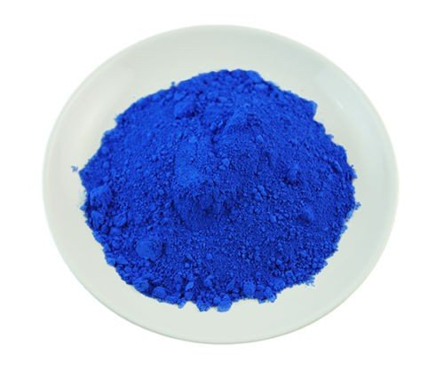 Ultramarine Blue Pigment Oxide Mineral Powder 25g Mystic Moments OXIDEULTRBLUE25