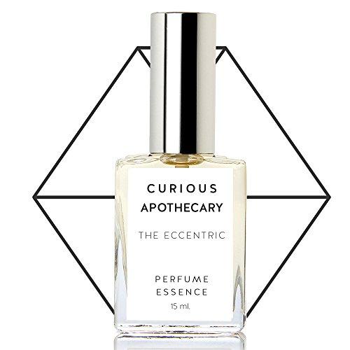 Curious Apothecary The Eccentric Vanilla perfume for women. A unique layered vanilla women's perfume. 15 ml