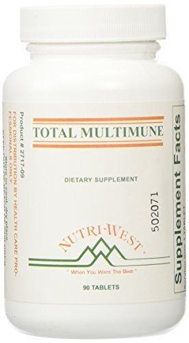 Nutri-West - TOTAL MULTIMUNE - 90 Tablets by Nutri-West