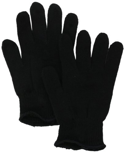 Seirus Innovation Poly Pro Glove Liner, Black, L/XL ()