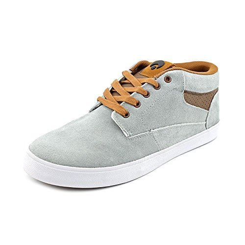 Osiris - Zapatillas para hombre gris - Grey Brown Natural