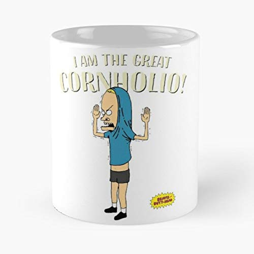 Beavis Tv Television - 11 Oz Coffee Mugs Unique Ceramic Novelty Cup, The Best Gift For Holidays.