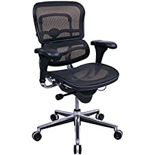 High Back Ergonomic Chair in Mesh