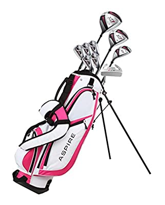 Top Performance New Deluxe Ladies Complete Golf Package Set (Right Hand)