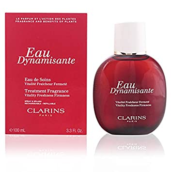 Clarins Eau Dynamisante Treatment Fragrance – 3.3 Fluid Ounce