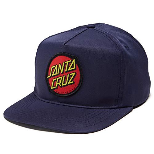 Navy Blue Santa Hats - Santa Cruz Men's Classic Mid Profile
