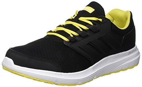 White Chaussures Running 4 Core Black Noir Ftwr Homme de adidas Galaxy Black Core EHqapxgn7w