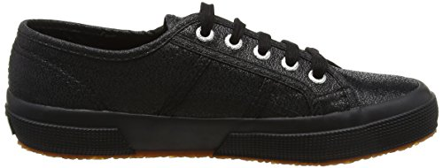 Low Black full Lamew 2750 Sneakers Superga Women's top Black tHwOxpq