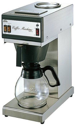 Kalita (カリタ) 業務用 B00B58RBAS 電動コーヒーメーカー(約15杯分) 業務用 省スペース ステンレスタイプ KW-15 パワーアップ型 KW-15 B00B58RBAS, オオバタケチョウ:db9024cb --- lembahbougenville.com