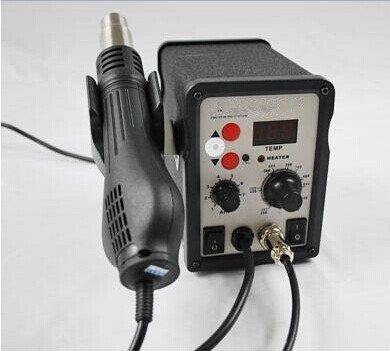 GOWE Digital Lead-free air gun (combo with iron) Air Volume:120L/min