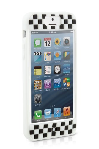 Bone Collection Cube - Bone Collection Cube Case for iPhone 5 - Retail Packaging - White