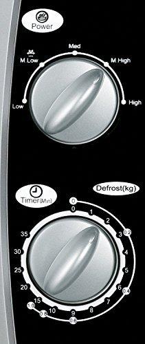 Bomann MW 2235 CB Microondas/700 W/temporizador de 35 minutos con ...