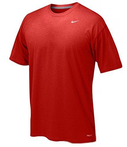 Nike Red Baseball Shirt - 3