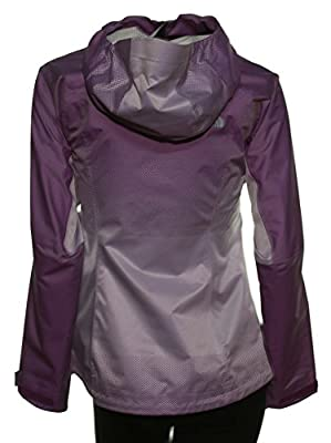 Women's Fuseform Dot Matrix Jacket Medium Iris Purple