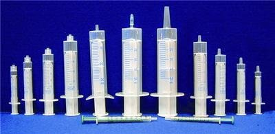 1 mL - HSW Norm-Ject Sterile Luer-Slip Syringes, Air-Tite - Airtite Norm Ject Syringes
