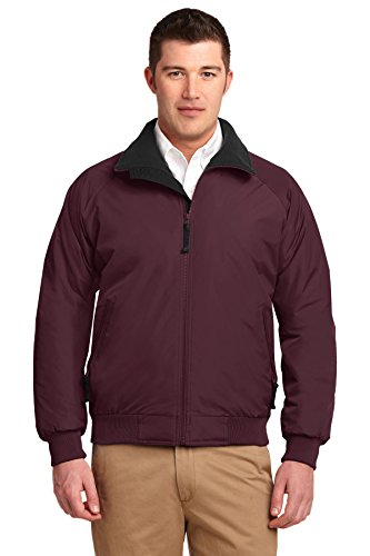 true Challenger Black Port Jacket Authority Maroon qR7vIw