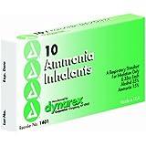 Ammonia Inhalant 33 cc 10 per box
