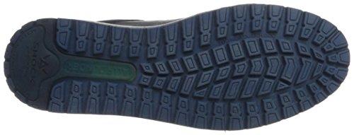 Allrounder by Mephisto Alinto, Zapatillas de Deporte Exterior para Hombre Azul (Dress Blue)