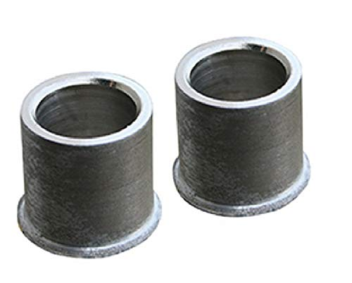 Set (2) of Wheel Axle Bearing I.D. Adapter Reducer Spacer 1