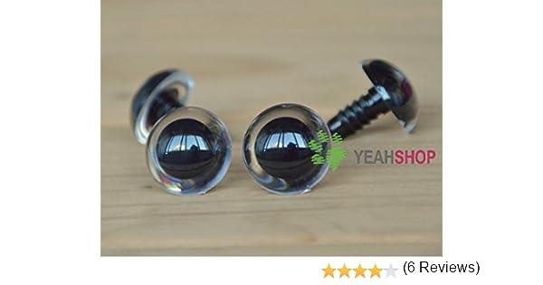 Black Safety eyes for Amigurumi – Snacksies Handicraft | 315x600