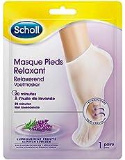 Scholl Voetenmasker - Voetencreme - Voedend En Relaxerende Lavendel - Expert Care - 1 paar