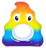 Coconut Float Rainbow Emoji Unicorn Pool Float 53 …