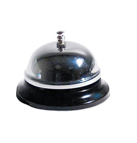 Imported Advantus - Call Bell, 3 3/8'' Diameter - Brushed Nickel