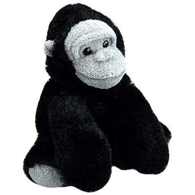 "Purr-Fection Oreo Junior Snuggle Ups Gorilla 8"" Plush: Toys & Games"