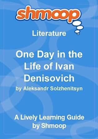 Ivan denisovich study guide