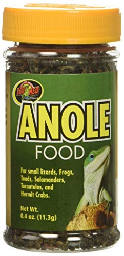 Zoo Med Anole Food For Small Lizards, 0.4 Ounce - Anole Lizard
