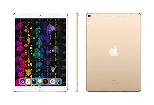 "Apple iPad Pro | 10.5"" | WI-FI + Cellular | 512GB | Gold | 2017 | (Renewed) 5"