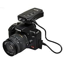 Opteka LTX-80 Lightning/Gunshot/Fireworks & Motion Sensor/Security/Wildlife Trigger for Canon EOS & Nikon DSLR Cameras