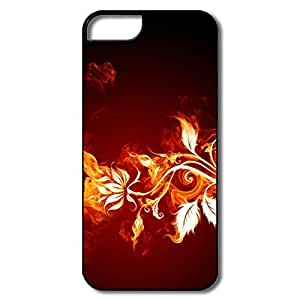 Flower Brighted Hard Hot Cover For IPhone 5/5s