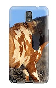 Fashion OEmKNTK422GadaS Case Cover For Galaxy Note 3(horse)