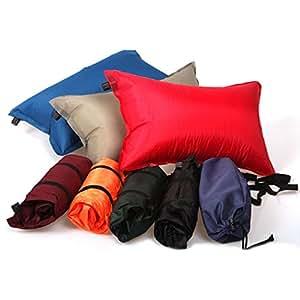 Amazon Com Outfandia Outdoor Inflatable Camping Pillow