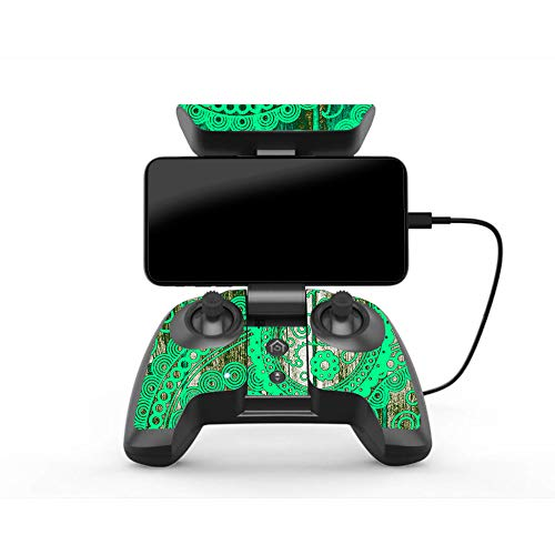 MightySkins Skin for Parrot Anafi Drone Controller - Vintage Paisley | Protective, Durable, and Unique Vinyl Decal wrap Cover | Easy to Apply, Remove, and Change Styles | Made in The USA