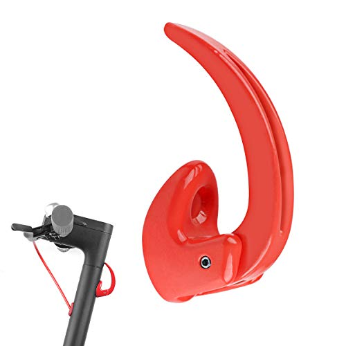 WiLEES Metal Hook Mounting Kit fit for Xiaomi M365 Electric Scooter, Bicycle Accessories, Motorcycle Part ()