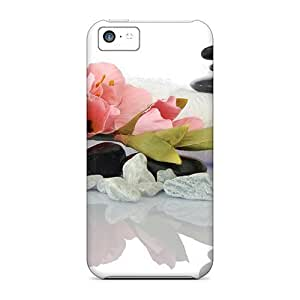 linJUN FENGPremium Protection Spa Case Cover For ipod touch 5- Retail Packaging