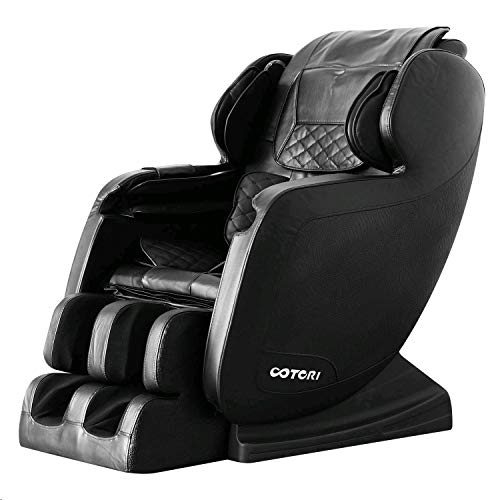 Massage Chair Zero Gravity Full Body Shiatsu Luxurious Electric Massage Chair Recliner with...