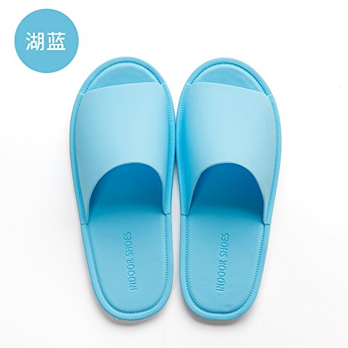 Q cool slip household bath summer The fankou slippers soft home bathroom anti men's 37 female 38 summer indoor slippers bottom HxSBx5qw