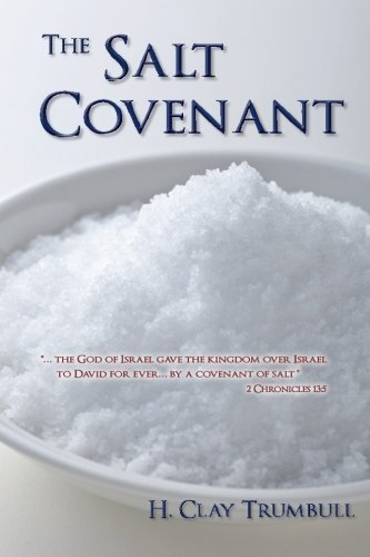 The Salt Covenant by H. Clay Trumbull - Mall Trumbull The