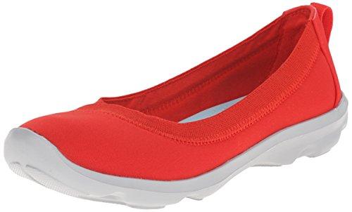 crocs Women\'s Busy Day Stretch Ballet Flat