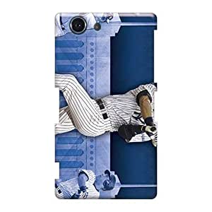 Sony Xperia Z3 Mini Kjp5068uJmb Provide Private Custom Stylish New York Yankees Image Protector Cell-phone Hard Cover -PhilHolmes