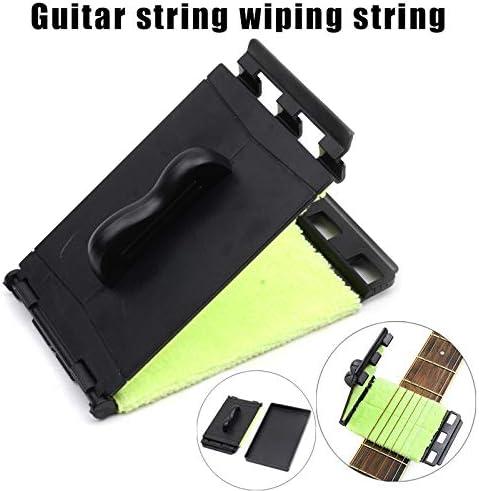 Tenflyer Cepillo para Guitarra eléctrica Cuerdas para bajo ...