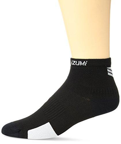 Pearl iZUMi Elite Low Sock, Pi Core Black, Large