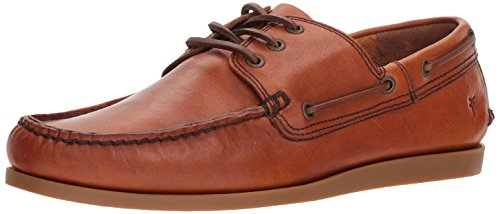 discount buy clearance prices FRYE Men's Briggs Boat Shoe Caramel cheap nicekicks 1uYKGbs