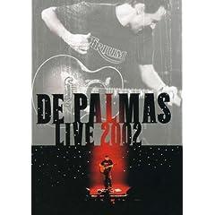 De Palmas : Live 2002