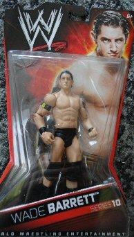 WWE Wade Barrett Figure Series #10